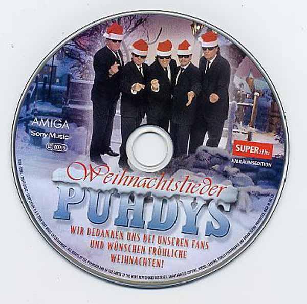 Puhdys-CD-Super-Illu-Jubilaeumsedition-Weihnachtslieder