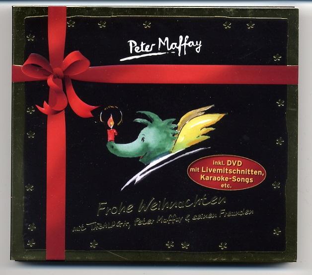 peter maffay cd dvd frohe weihnachten mit tabaluga. Black Bedroom Furniture Sets. Home Design Ideas